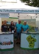 Alytaus turizmo informacijos centras Jūros šventėje