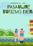Pasaulinė turizmo diena Alytaus krašte