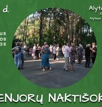 Seniors night dances