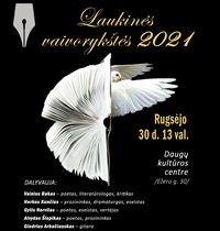 "5th Literary Festival ""Wild Rainbows 2021"""