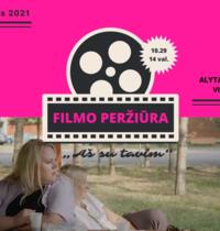 Awkward cinema in Alytus