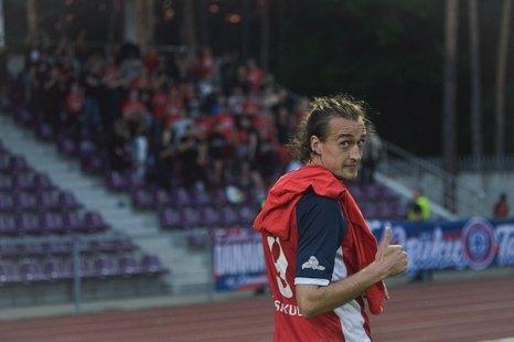 Futbolo varžybos: DFK Dainava – FK Jonava