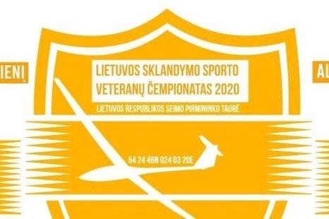 Lietuvos sklandymo sporto veteranų čempionatas