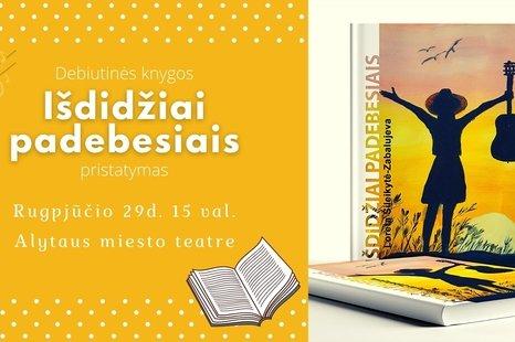 L. Šileikytės-Zabalujevos knygos pristatymas