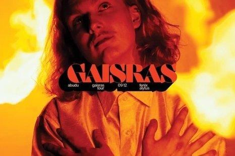 "ABUDU ""GAISRAS"" ALBUM TOUR | Alytus"