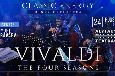 Vivaldi. 4 sezonai