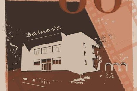 """""""Dainavos"""" kino teatrui – 60"""