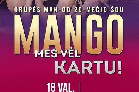 MANGO 20th Anniversary Concert