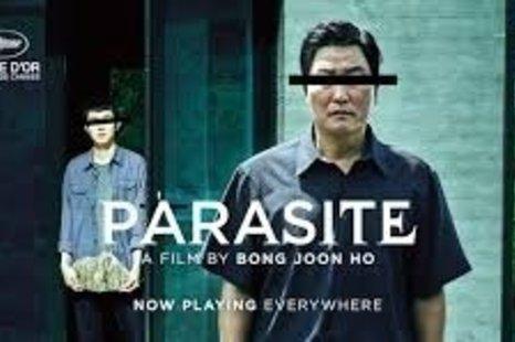 """Filmas """"Parazitas"""""""