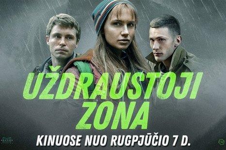 """Filmas """"Uždraustoji zona"""""""