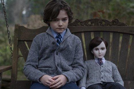 """Filmas """"Šėtono vaikas 2"""""""