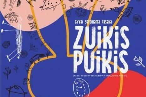 "Performance for Children ""Zuikis Puikis"""