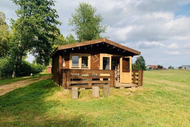 Medinis namas Dvarčėnuose