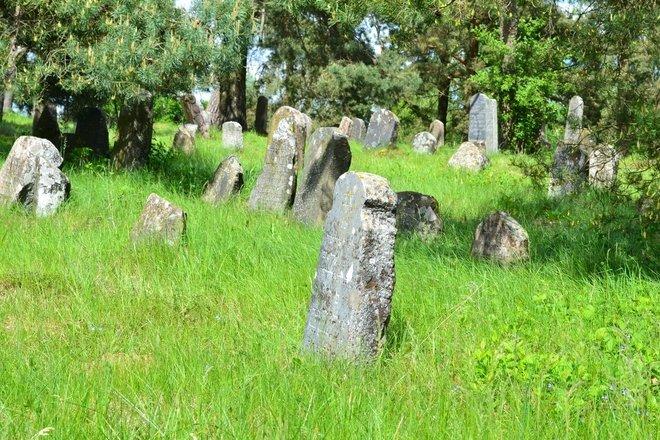 Old Cemetery of Butrimonys Jews