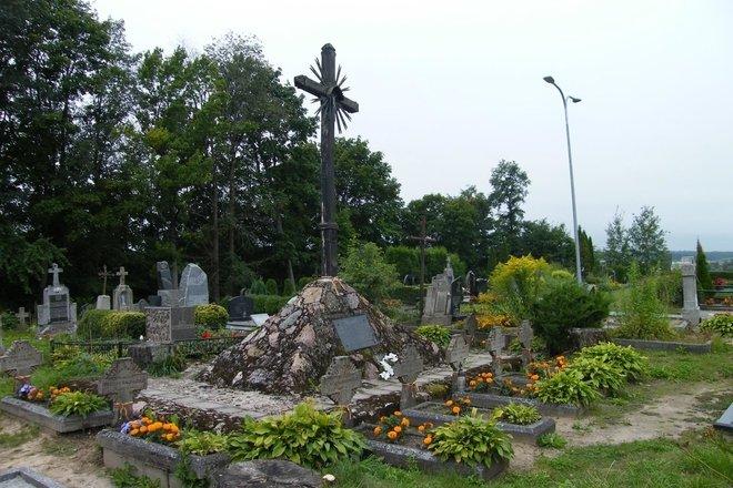 Lietuvos karių kapai Dauguose
