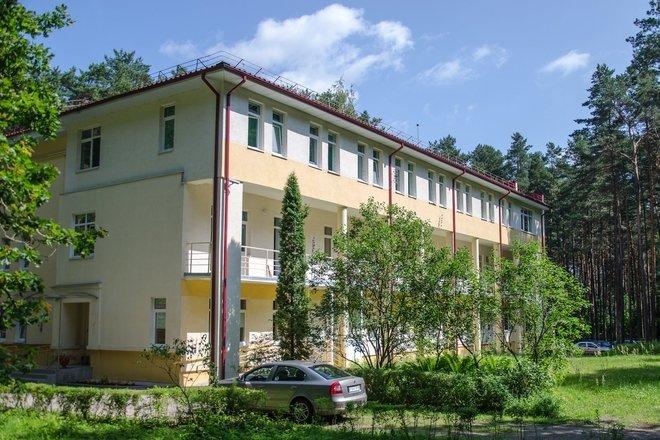 Tuberkuliozės ligoninė (vadinama sanatorija)