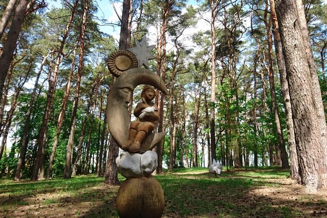 Skulptūros Alytuje