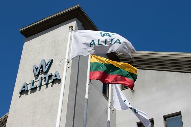 "Tour-educational program of the factory ""Alita"""