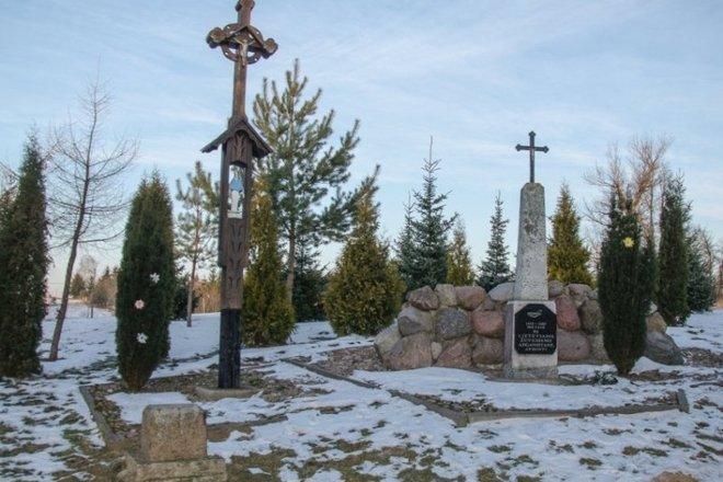 Памятник «Литовцам, погибшим в Афганистане»