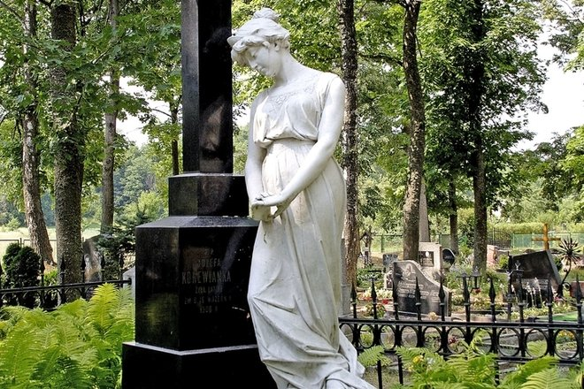Pomnik hrabianki Józefy Korewianki