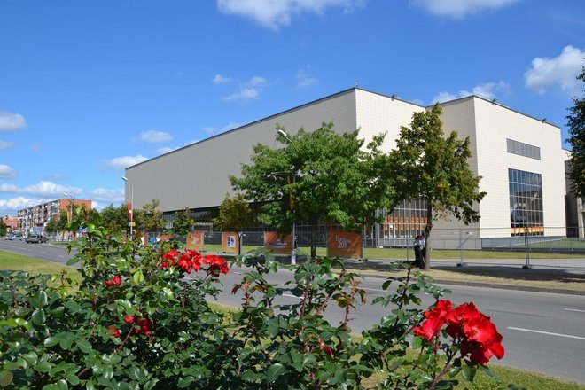 Alytus Sports and Recreation Centre