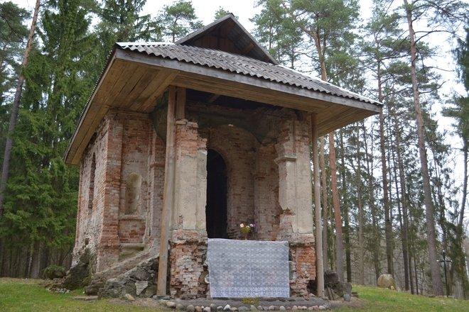 Kaplica w Balkasodis