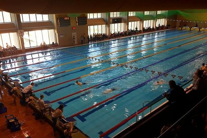 Swimming Pool of Alytus Sports and Recreation Centre