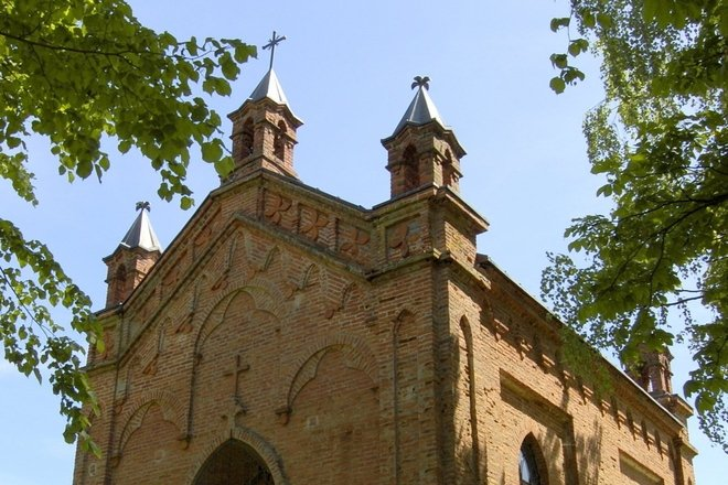 Kaplica w Bukaučiškės