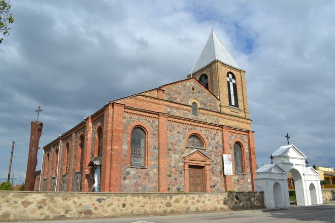 Butrimonių Išganytojo bažnyčia