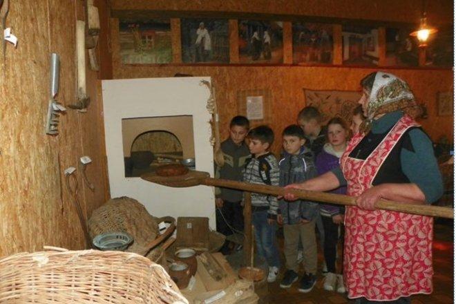 Butrimonys Gymnasium Ethnographic Museum
