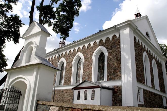 Daugų Dievo Apvaizdos bažnyčia