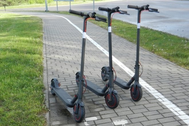 """Electric scooters for rent """"Saroratai"""""""