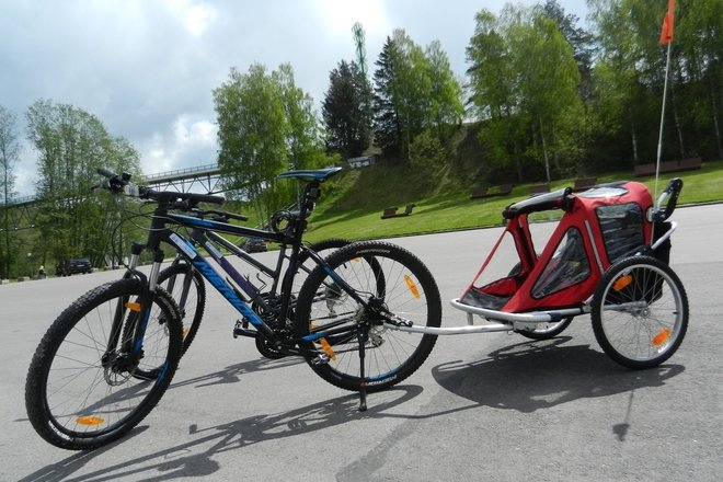 """Bicycle rental and repair """"Saroratai"""""""