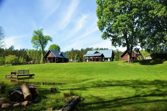 «Дзукиёс уoга», усадьба сельского туризма
