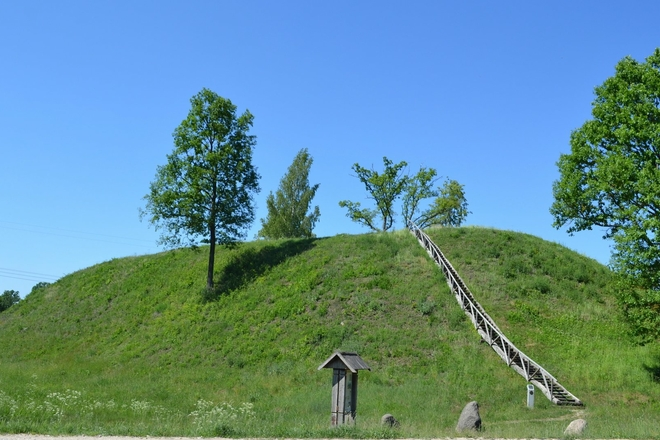 Gerulių piliakalnis