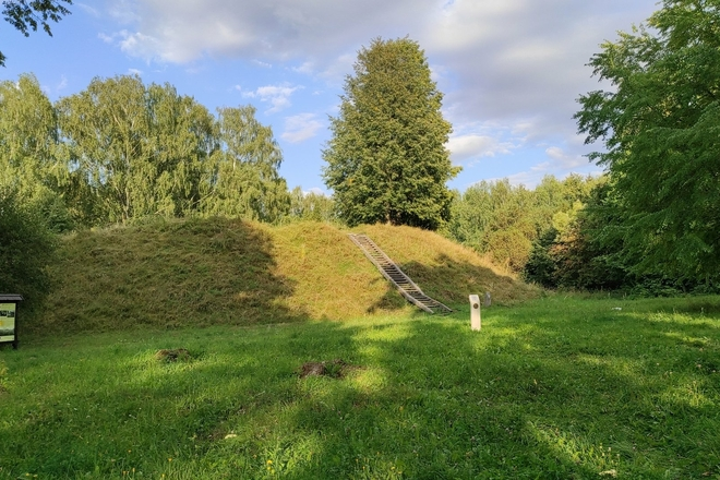 Bambininkų piliakalnis