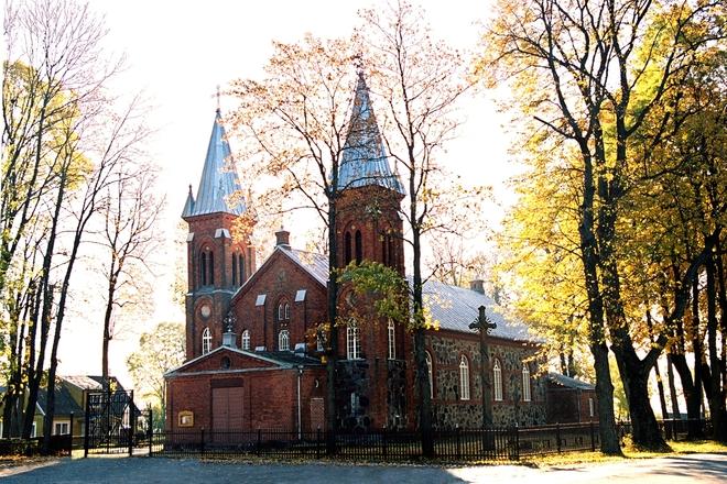 Krokialaukio Kristaus Atsimainymo bažnyčia