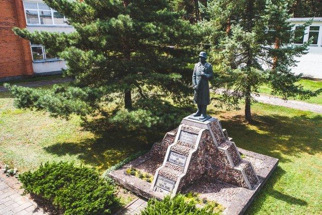 Pomnik dla poległych za niepodległość Litwy