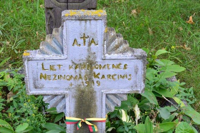 Lietuvos karių savanorių kapai Alytuje