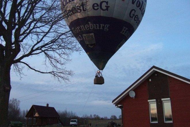 Pocelonys Balloon Club