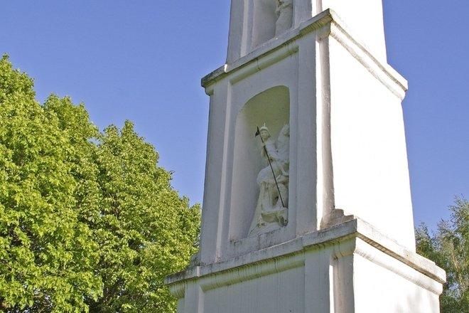 Kapliczka Św. Jerzego w Punia