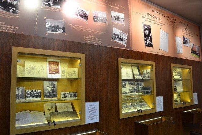 Adolfas Ramanauskas-Vanagas Gymnasium Museum