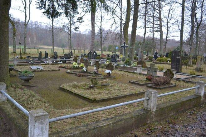 Lietuvos karių kapai Rumbonyse