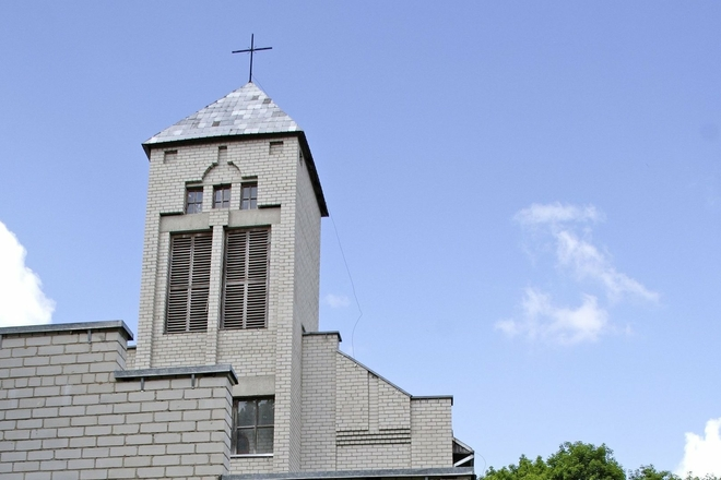 Ryliškių Šv. Monikos bažnyčia