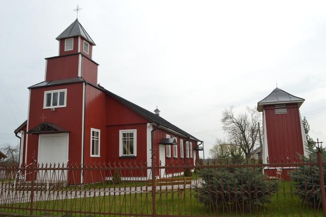 Santaikos Kristaus Karaliaus bažnyčia