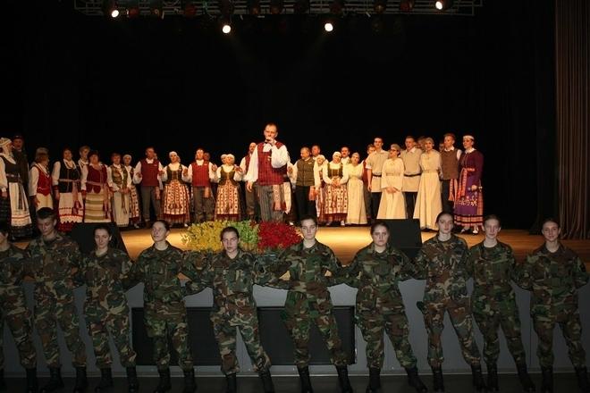 Atkurtos Lietuvos 100-mečio pėdsakais Alytaus rajone