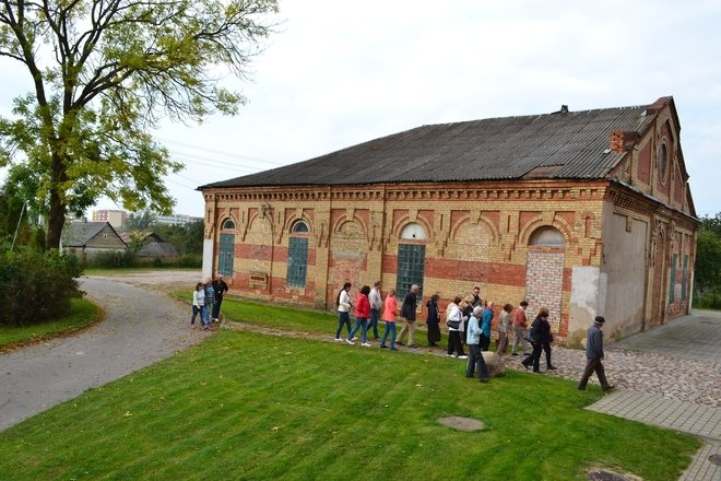 Była Synagoga w Simnas