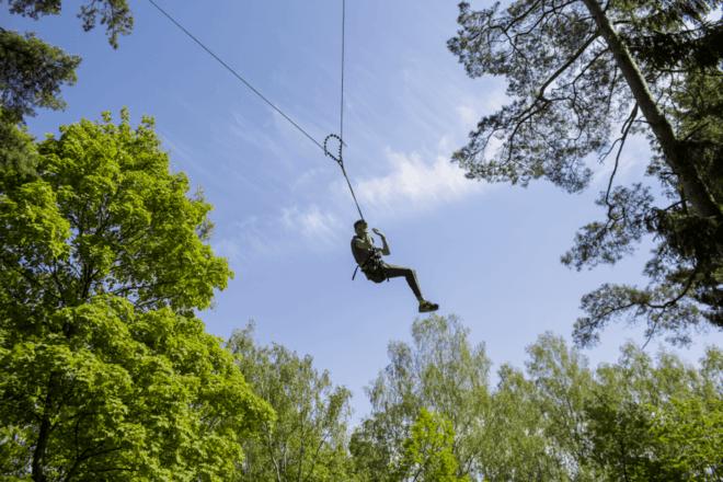 """Adventure Park """"Tarzanija"""""""
