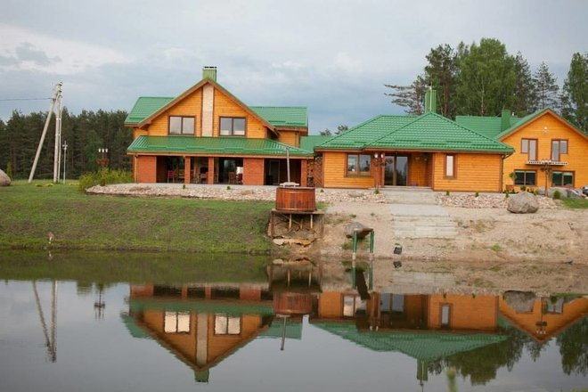 «Вилла Адрия», усадьба сельского туризма